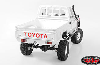 RC4WD now has an official licensed body!