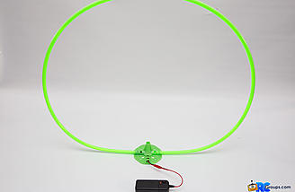 The optional RISE LED Ring Race Gate is awesome for drone night racing and sells for $19.99.