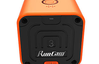 The RunCam 3 has dual audio microphones and a separate audio chip for increased audio recording quality.