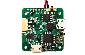 The Torrent comes with a A Betaflight configurable F3 flight controller.
