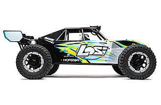 """The all new Losi Desert Buggy XL-E is over 33"""" long."""