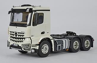 The Tamiya Mercedes-Benz Arocs 3363 6x4
