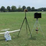 The Skywalker FPV Plane and Ground Station.