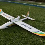 Finished plane