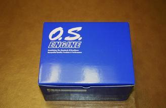 The pretty blue OS box
