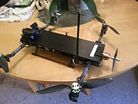 Name: 20141219_155047.jpg Views: 949 Size: 534.0 KB Description: Pusher prop added 650g of boost but too much torque roll and weight