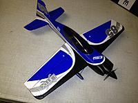 Name: IMG_0905.jpg Views: 7 Size: 475.2 KB Description: My E-flite UMX Sbach AS3X. What a fun little plane!