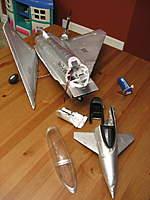 Name: IMG_1731.jpg Views: 247 Size: 120.0 KB Description: Mangled after inverted landing attempt on metal barn roof!