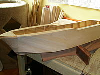 Name: 9.jpg Views: 149 Size: 225.0 KB Description: 1954 Chris Craft Sport Fisherman Planking