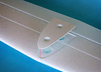 Name: TP 3.jpg Views: 574 Size: 167.6 KB Description: Spreader plate is glued into the top surface of the tailplane. Note: Pic for visualisation only, spar not yet glued in place.