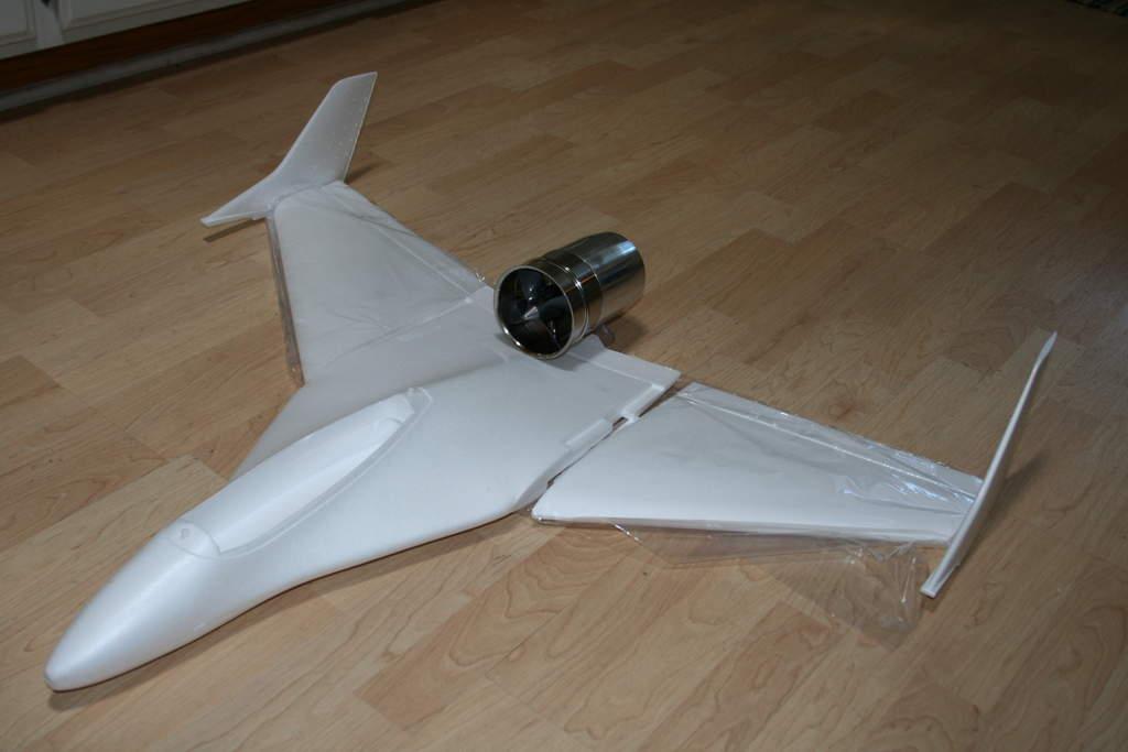 """ERGO"" a 70mm Speed Jet !! - RC Groups"