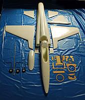 Name: Skyworld F-20, 70mm jet with JP-700 EDF.jpg Views: 2190 Size: 89.8 KB Description: