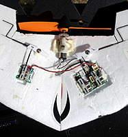 Name: DSC02301.jpg Views: 458 Size: 43.3 KB Description: Wingman: salvaged AR6400, one servo, motor