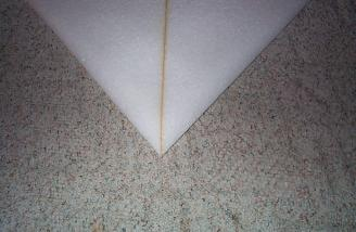 I was greatly impressed with the accuracy of the cutting.  The leading and trailing edges line up PERFECTLY.