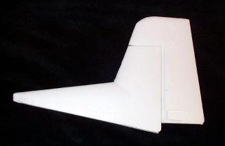 ...and same for the rudder.