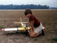 Name: meandcontender.jpg Views: 299 Size: 41.6 KB Description: A Cute Kid who dreamed of Sport Planes