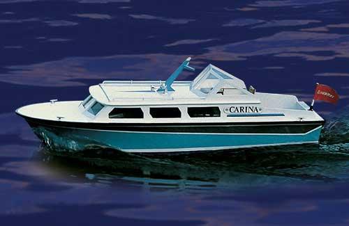 Rc Cabin Cruiser Plans: Carollza Access Plywood Cabin