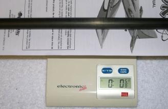 Lighter carbon fiber wing tube