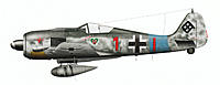 Name: Red 1.jpg Views: 566 Size: 291.5 KB Description: Red 1, Leutnant Hans Dortenmann, 4./JG 54, Summer 1944