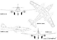 Name: Me 262 Sheet 1.jpg Views: 892 Size: 146.7 KB Description: Very scale blueprints by Kagero