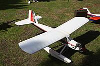 Name: float fly 100.jpg Views: 32 Size: 472.0 KB Description: Kit built Sig LT-40 at a float fly.