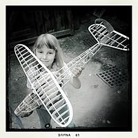 Name: IMG_0622.jpg Views: 97 Size: 294.6 KB Description: My daughter Marta (she's just a little taller then the plane's wingspan)...