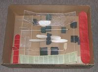 Name: 1_Box.jpg Views: 238 Size: 110.9 KB Description: All 4 planes tucked safely away! Took only about an hour to make up box and all the foam holders.