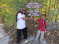 Name: Trail walking in the footsteps of Lewis and Clarke.jpeg