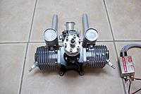 Dzy 48cc Twin Gas Engine Rc Groups