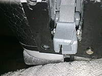 Name: 21042010273.jpg Views: 327 Size: 60.6 KB Description: broken retract which will get replaced and have VQ sprung struts added to help cushion landings
