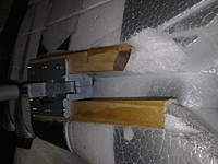 Name: 01052010309.jpg Views: 485 Size: 65.7 KB Description: These wooden rails really do help alot in giving forward rake to stop against nose overs upon landing.