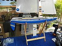 Name: close up of Rigging Screws 30-030.jpg Views: 85 Size: 299.0 KB Description: Same set up on my old Nirvana