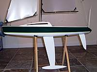 """Name: greenbs33004.jpg Views: 230 Size: 57.9 KB Description: I think this one is 33"""" which is not on the price sheet. He builds these for a sailing club on an island -forgot which one. Can be ordered"""