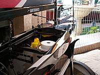 Name: servo arms.jpg Views: 578 Size: 105.1 KB Description: use of ballloon to water proof the receiver/