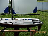 Name: Main boom and boom vang mods.jpg Views: 214 Size: 255.4 KB Description: custom sails on a Nirvana made by Walrus Sails