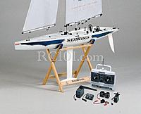 Name: Seawind ABS Hull.jpg Views: 90 Size: 60.5 KB Description: 1M Seawind Kit $280 needs a radio and batteries and servos
