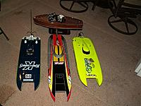 Name: The old and the new in HP speedboats.jpg Views: 112 Size: 163.7 KB Description: These are my CAT's - and classic CC. I am comfortable discussing them, but the wind powered versions - not so much.