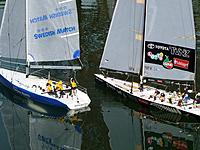 Name: P1010996(2).jpg Views: 61 Size: 361.9 KB Description: Yamaha and Seawind with full crews