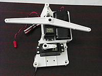 """Name: 102_1041.jpg Views: 48 Size: 523.0 KB Description: The servo arms fit perfectly and the servos fit like to """"bugs in a rug""""."""