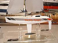 "Name: 1382480096_294_FT0_mm_profile1.jpg Views: 36 Size: 36.5 KB Description: Micro Magic kits (20.8"" long)  http://www.graupnerusa.com/BOATS_c_216.html Micro Magic Ready to sail https://www.graupner.de/Segelboot-Racing-Micromagic-ready-for-HoTT-RFH/2014.HOTT/"