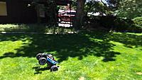 Name: 196135_4148267150914_440999574_n.jpg Views: 135 Size: 71.5 KB Description: Wheelie in the back yard.