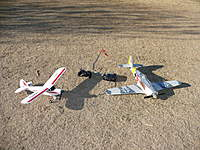 Name: Pic4.jpg Views: 180 Size: 135.7 KB Description: ParkZone FW-190 & Parkzone Mini Cub
