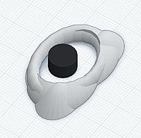 Name: UMX Ultrix FPV nose bumper.jpg Views: 17 Size: 653.1 KB Description: