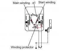 refrigerator compressor rc groups rh rcgroups com danfoss fridge compressor wiring diagram danfoss compressor 12v wiring diagram