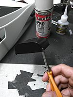 Name: IMG_20170802_023255.jpg Views: 29 Size: 444.0 KB Description: trim the plastic vac formed dash piece to fit over the dash bulkhead and firewall. You can put instrument gauges on this piece.. this is when you would do it.
