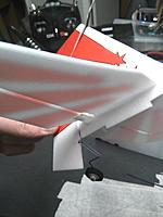 Name: IMG_20170803_164158.jpg Views: 20 Size: 210.8 KB Description: I'll cover tail wheel build detail in a future post. I pulled this one off the last airplane to show you how it will mount after I attach the tail section to the fuse. It's very typical. You've probably done this before.