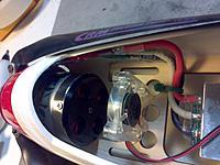 Name: IMG_20121021_021858.jpg Views: 528 Size: 169.7 KB Description: CAM 14.5x9.5 folder, Plettenberg Orbit 25-16, 5v fan blowing over ESC, CC Phoenix 80A. Fan stays on with receiver power.