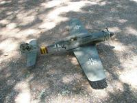Name: P5170356r.jpg Views: 178 Size: 178.6 KB Description: My backup plane.  A pic before I stripped it out. Not even 100% sure it was airworthy.