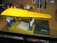 Name: P1180001.jpg Views: 151 Size: 81.0 KB Description: Bottom.  Monokote Piper Cub Yellow