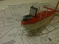 Name: IMG_0350.jpg Views: 220 Size: 51.4 KB Description: Engine nearing completion.